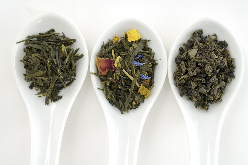 EGCG in Green Tea can help open airways in the lungs