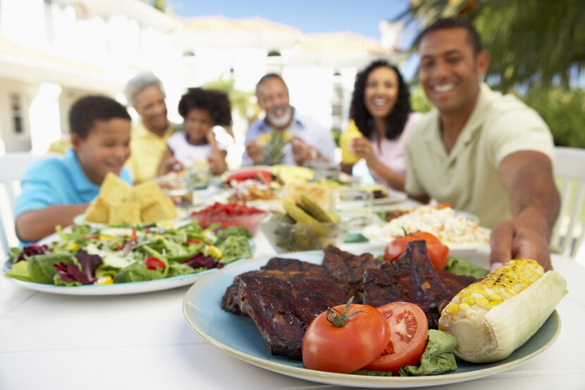 Research shows a link between grilling and increased blood pressure