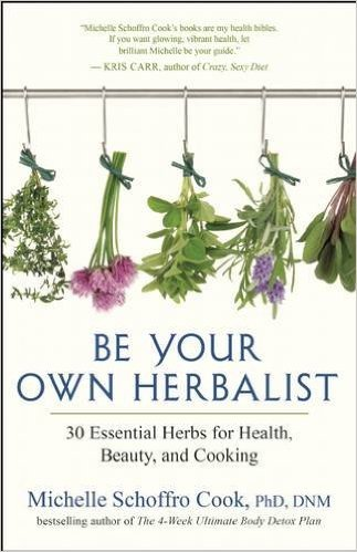 Be Your Own Herbalist book